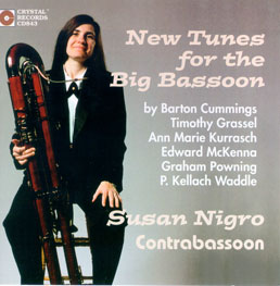 New Tunes for the Big Bassoon